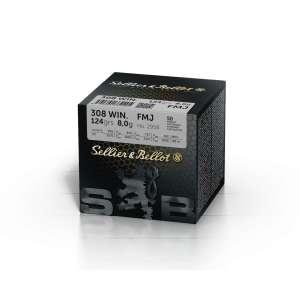 AMUNICJA S&B .308win FMJ 8 g