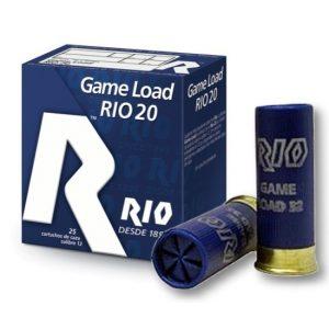 Amunicja śrutowa RIO kal.12/70 GAME LOAD 32g