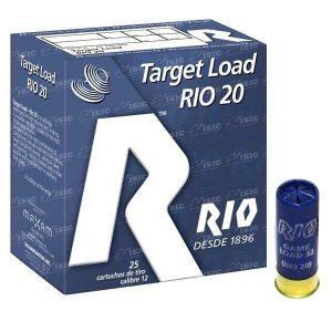 Amunicja śrutowa RIO TARGET LOAD 24g kal. 12/70 TRAP no. 7,5
