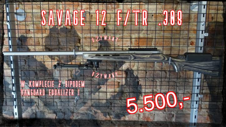 SAVAGE 12 ftr 308