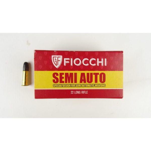 Amunicja Fiocchi .22LR Semi Auto LRN 40gr