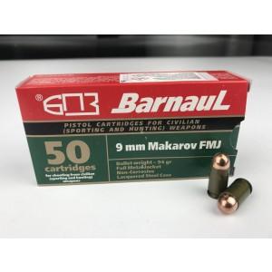 Barnaul 9mm Makarov
