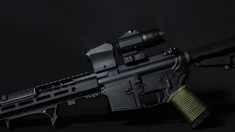 Broń automatyczna – rodzaje broni automatycznej